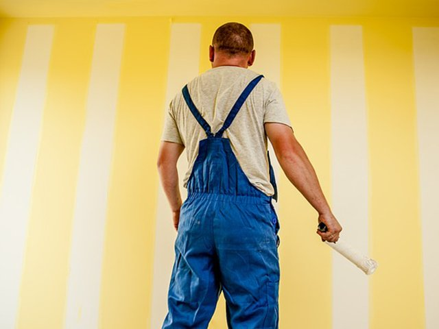 Stucco Repair Las Vegas - Painting Building